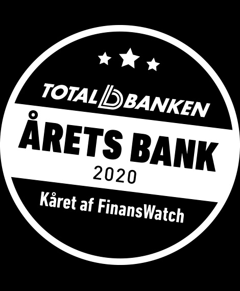 Totalbanken årets bank 2020
